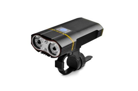 1000lm USB bike lights