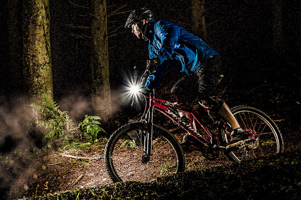 mountain bike headlights