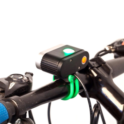 Bike Mounted LED Front Light