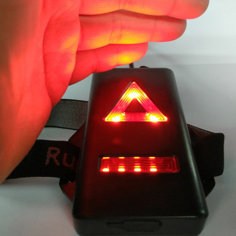 Running Safety Lights USB Rechargeable Chest Light - ProLites