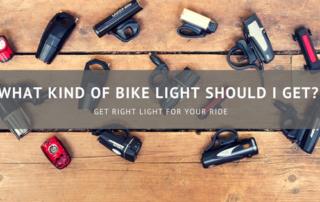 What Kind of Bike Light Should I Get