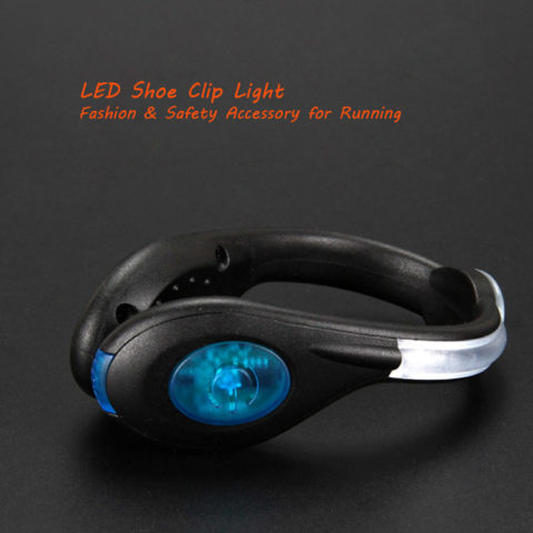 stylish cool safety lights for runner