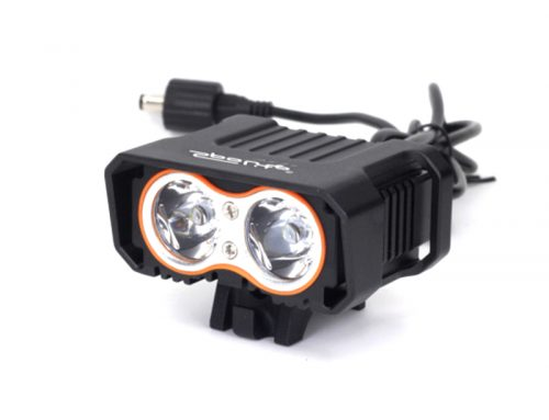 2000Llm Rechargeable Waterproof Cree LED Strong Bike Lights