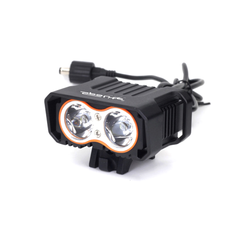 2000LM Rechargeable LED Mountain Bike Night Lights