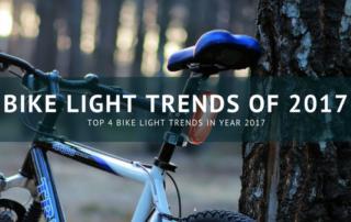 Top 4 bike light trends