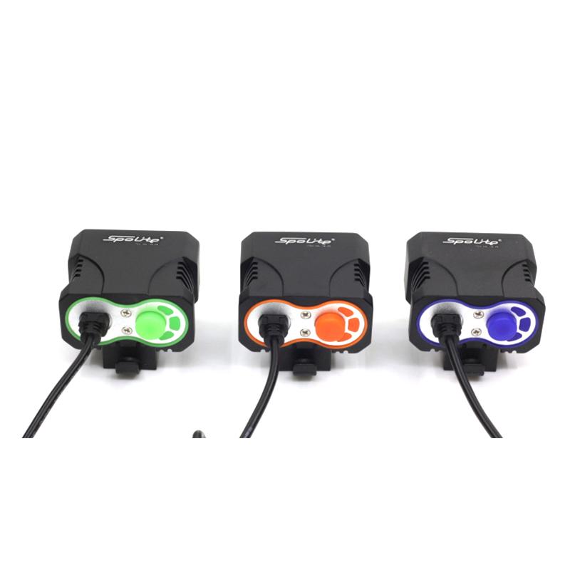 rechargeable mtb super bright bike headlights