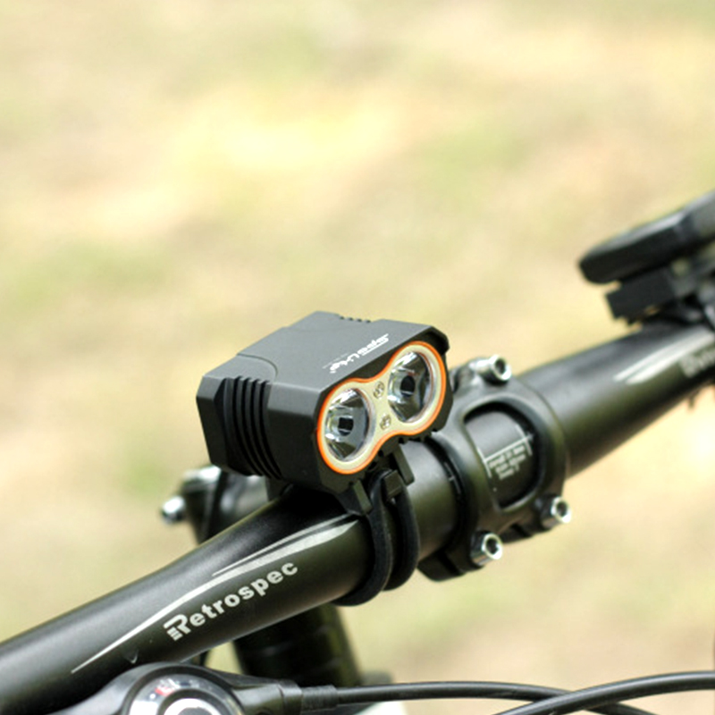 bike handlebar led front light