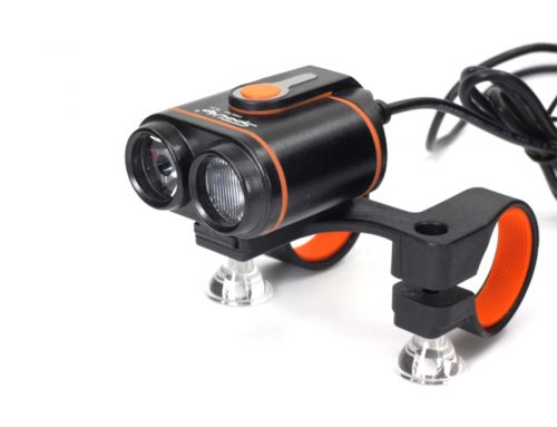 Rechargeable Cree XM-L2 LED Powerful Bicycle Lights