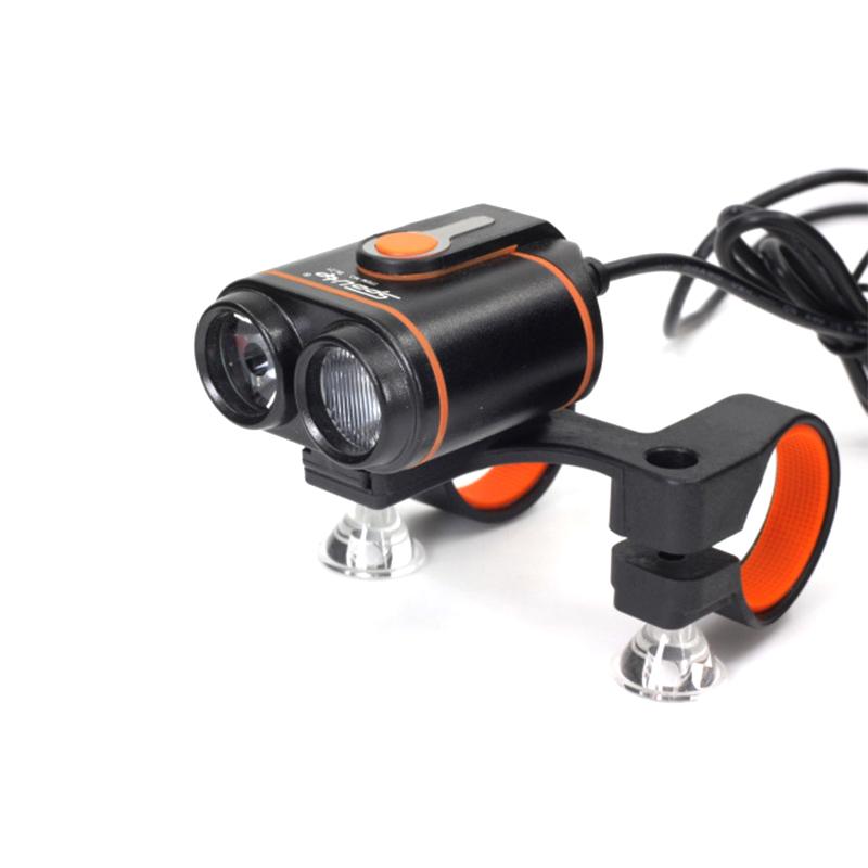 MTB Bike Lights 2000lm Cree XM-L2 LED Bike Headlights