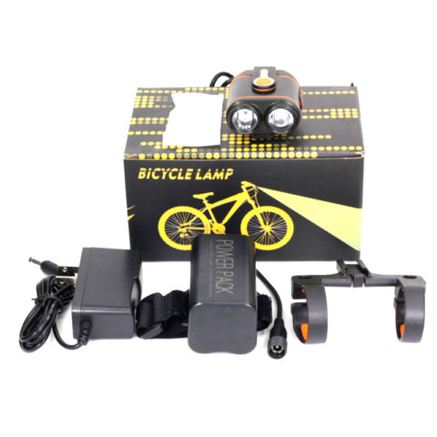 powerful mtb bike lights set