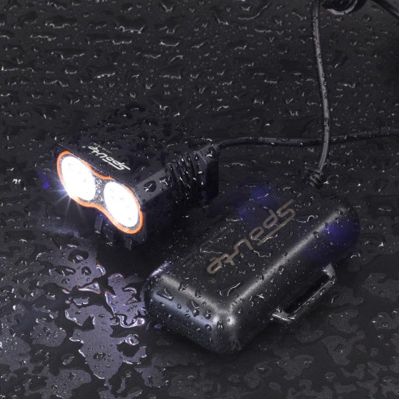 waterproof mtb led lights