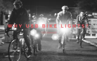 why use bike lights