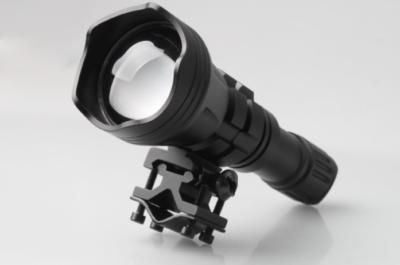 B158 Zoomable Hunting Flashlight