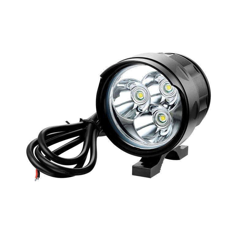 3000lm Cree T6 12V-85V Motorcycle LED Driving Lights