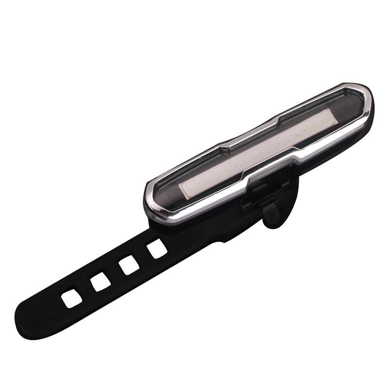 Bike Safety Lights, USB Charge Red & Flashing Bike Rear Lights--ProLites
