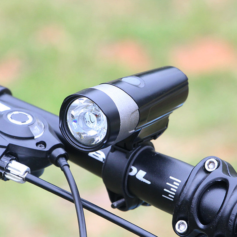 USB rechargeable cycle lights