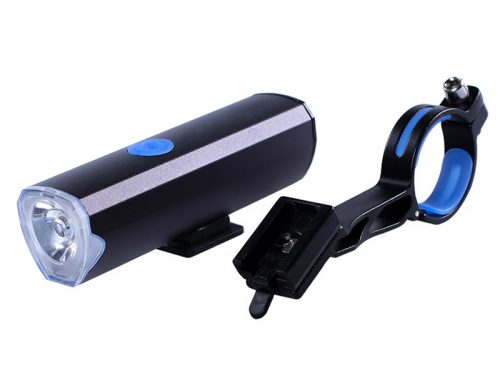 Road Bike Front Light USB Rechargeable 300lm Headlight
