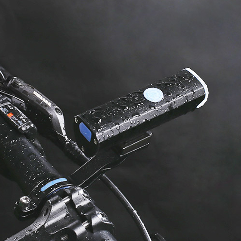 waterproof road bike front lgiht